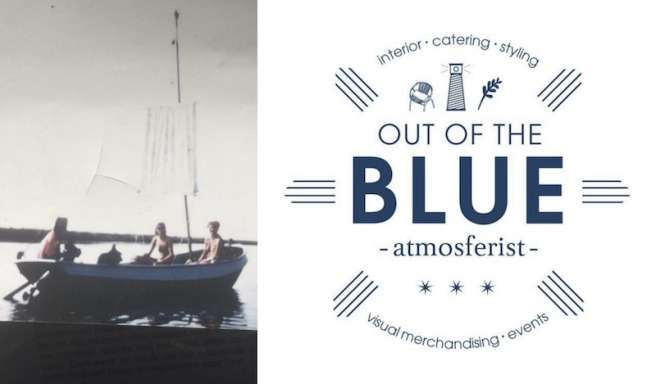 out of the blue logo dad 3